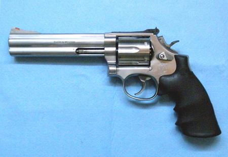 S&W M686/6インチ