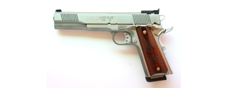 SPRINGFIELD ARMORY M1911 .45 LONG SLIDE