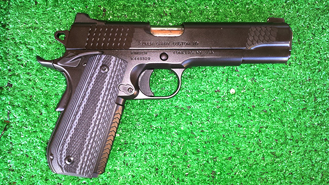 Kimber Super Carry Custom HD 1911