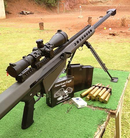 バレットM82A1
