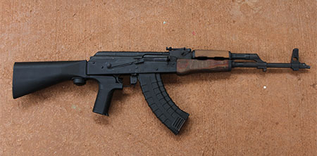 """AK47 """"BUMPFIRE"""""""