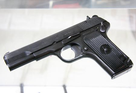 """チャイナ・トカレフ""""9mm黒星"""""""