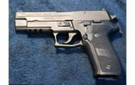 SIG P226 RAIL