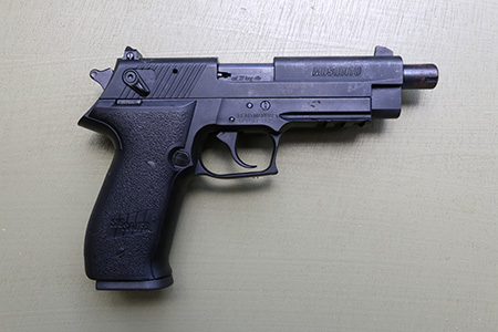 SIG MOSQUITO .22LR  Tactical