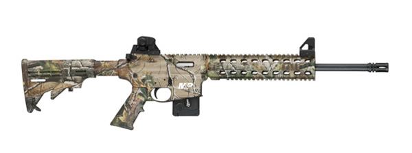 M&P15-22 - .22 Long Rifle, Realtree CAMO