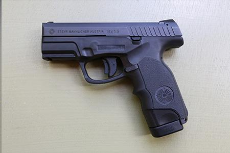 STEYR C-A1 9mm